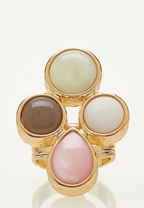 Statement Stone Cocktail Ring