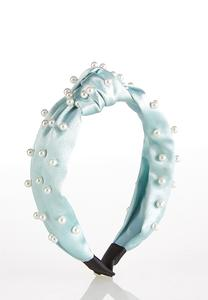 Pearl Embellished Head Band