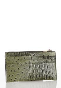 Ostrich Mini Wallet