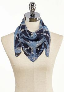 Sailor Rope Neckerchief Scarf