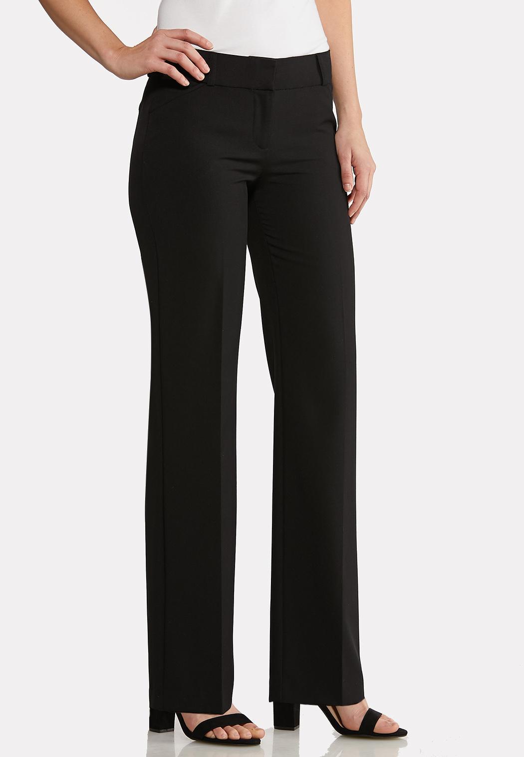 Shape Enhancing Trousers