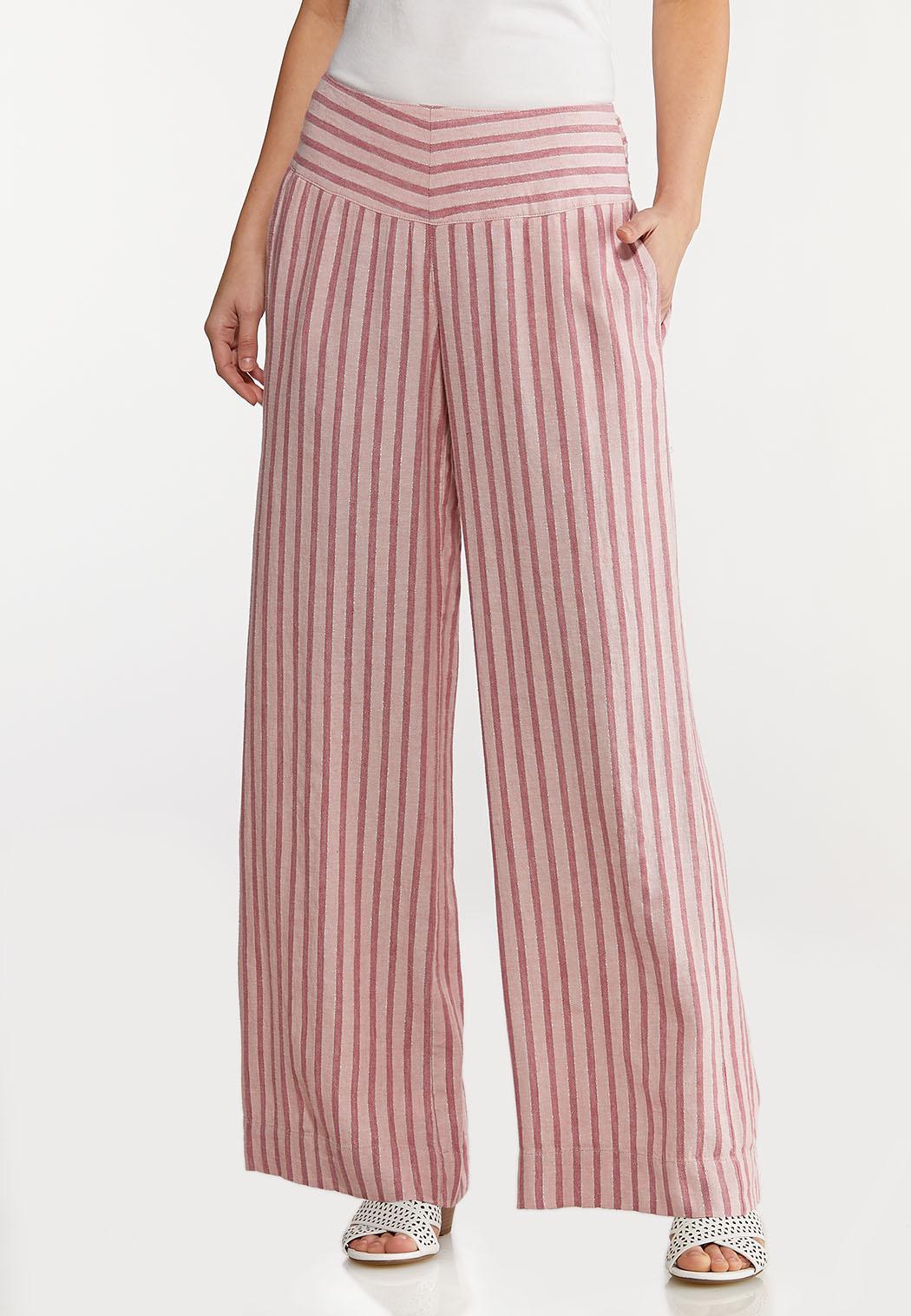 Cotton Candy Stripe Pants