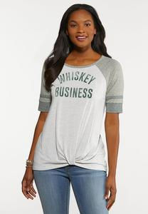 Whiskey Business Tee