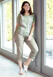 Plus Size Cargo Utility Pants