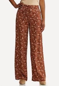 Breezy Floral Palazzo Pants