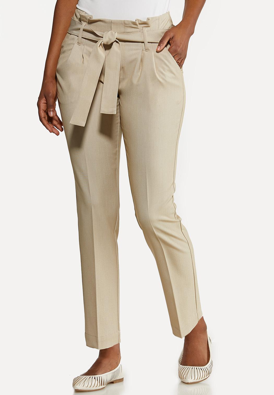Paperbag Trousers