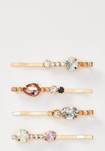 Embellished Hair Pin Set