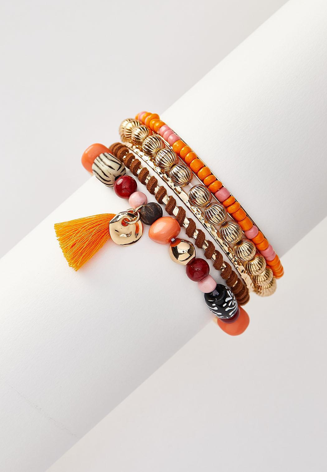 Indian Summer Bracelet Set
