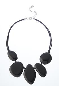 Statement Cord Necklace