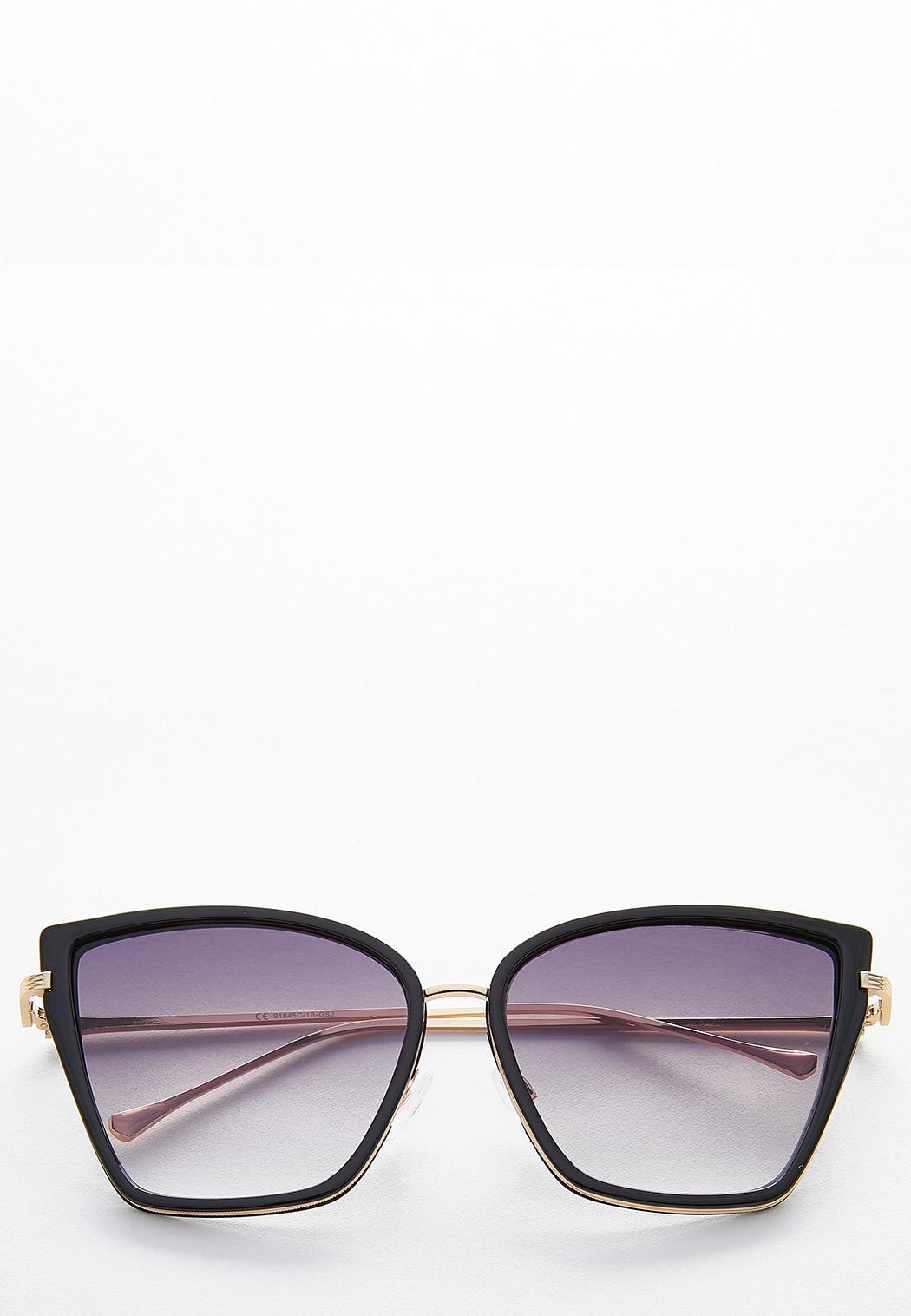 Geo Cateye Sunglasses