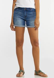 Denim Summer Shorts