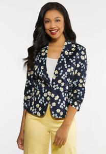 Plus Size Daisy Dream Blazer