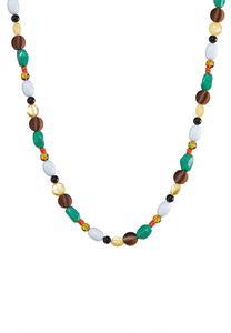 Southwest Multi Beaded Necklace