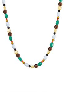 Southwest Multi Beaded Necklace