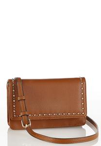 Stud Front Convertible Crossbody