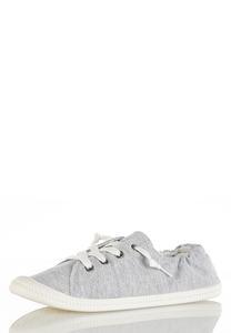Scrunch Back Sneakers