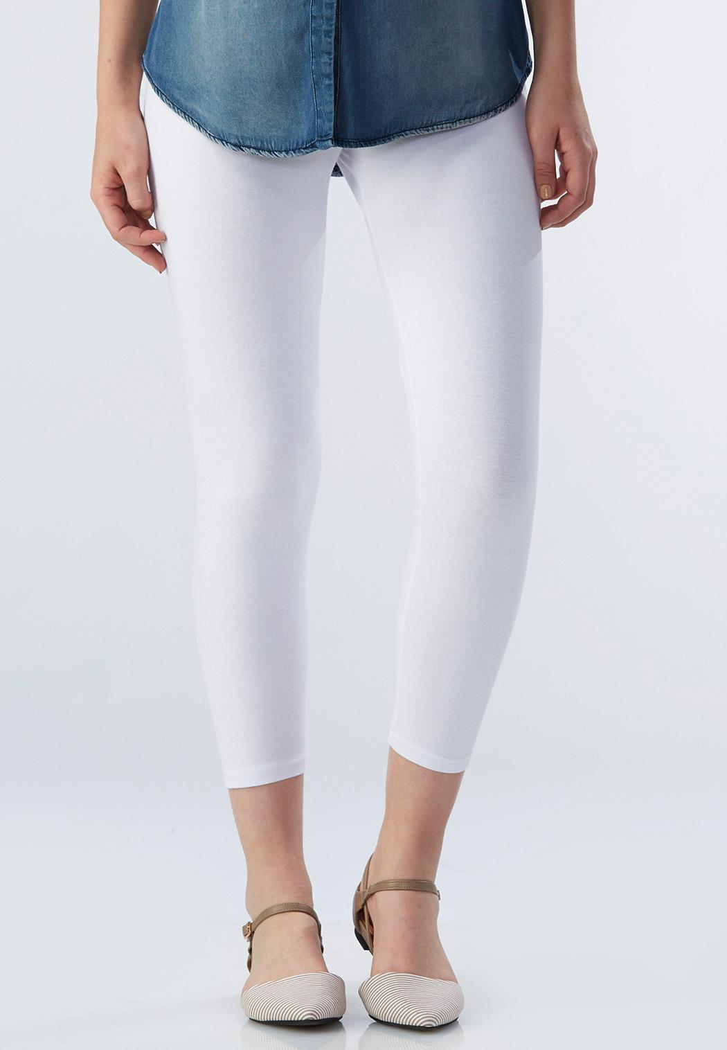 Essential Capri Leggings