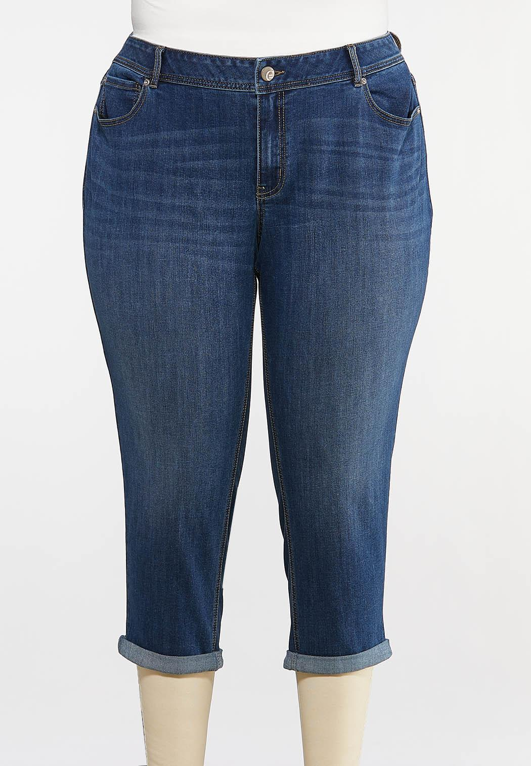 CATO Premium Jeans 22WP Classic Skinny Leg Petite Uplifting