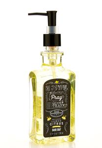 Lemon Citrus Hand Soap