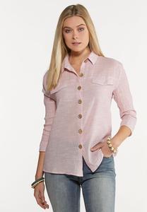 Button Down Linen Shirt