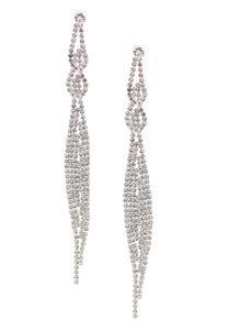 Glitzy Cupchain Earrings