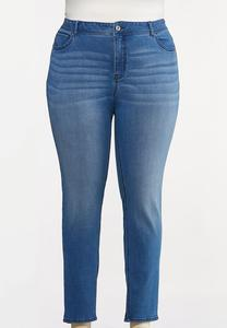 Plus Size Shape Enhancing Jeggings