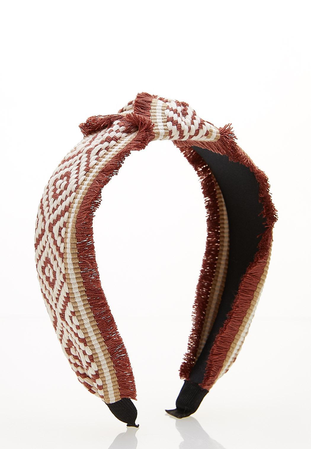 Tribal Fringed Headband