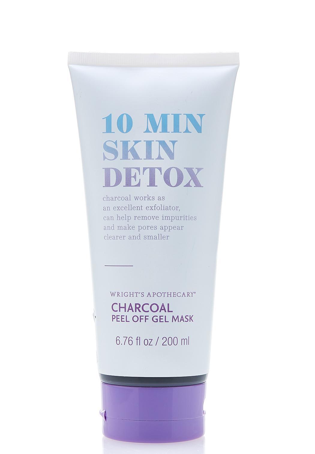 Charcoal Skin Mask