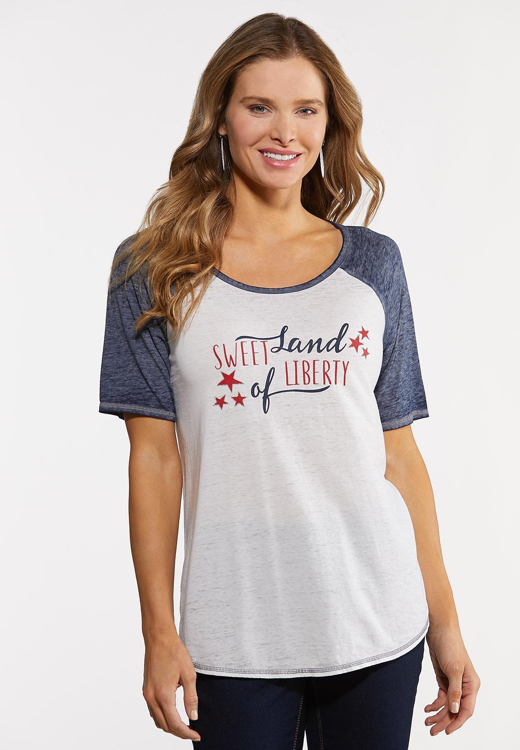 Sweet Land Of Liberty Tee