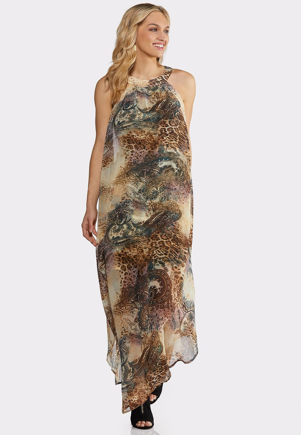 Wild About You Maxi Dress