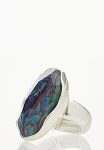 Iridescent Stretch Ring
