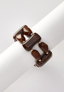 Chunky Resin Bracelet