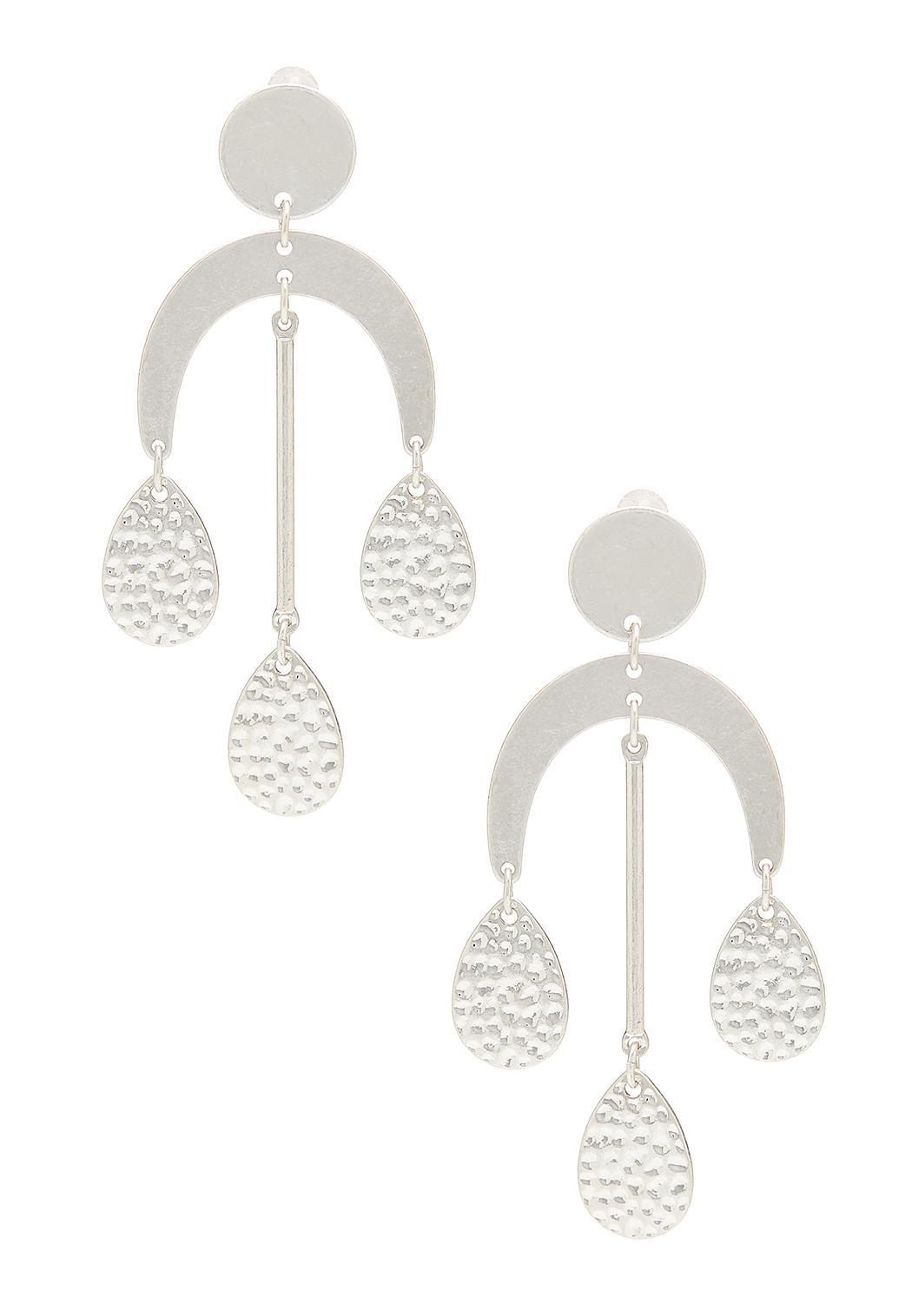 Silver Mobile Earrings