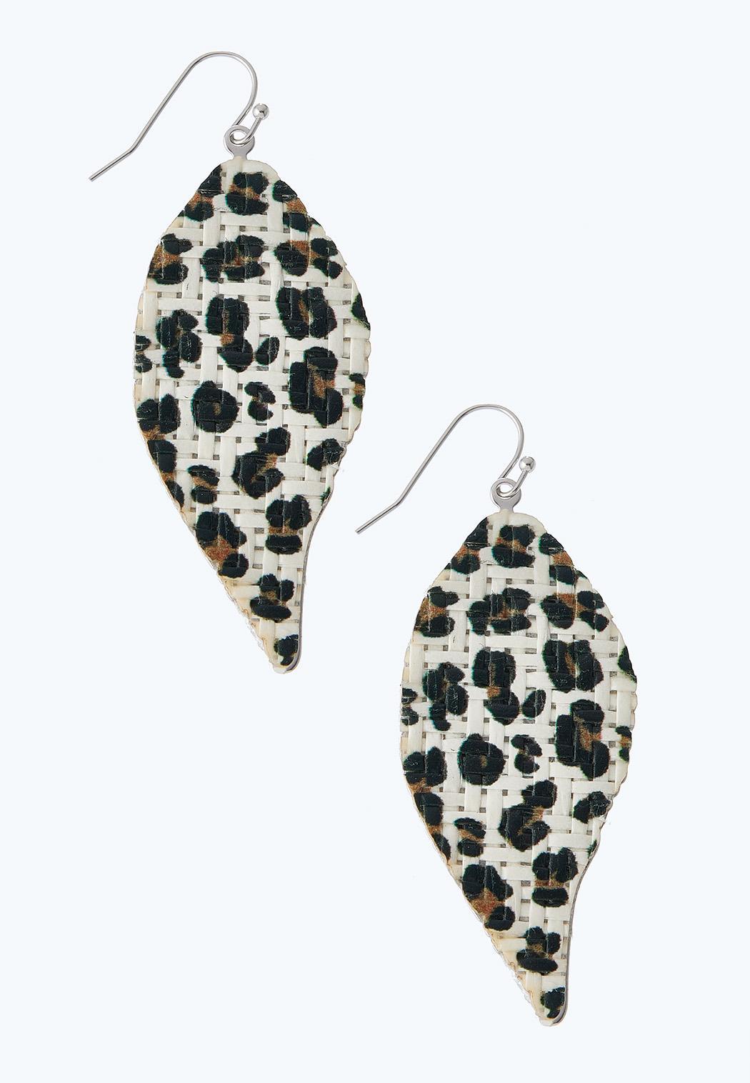 Animal Wing Earrings