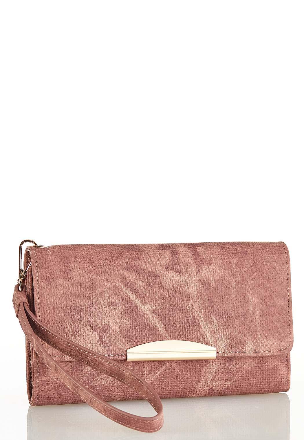 Tie Dye Wristlet Wallet