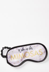 Mimosas Sleep Mask