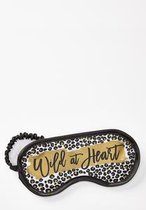 Wild At Heart Sleep Mask