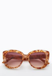 Tortoise Fashion Sunglasses