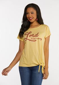 Plus Size Lord Have Mercy Tee