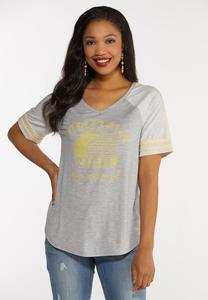 Plus Size Sunny State of Mind Tee
