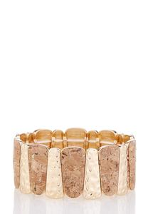 Pop The Cork Stretch Bracelet