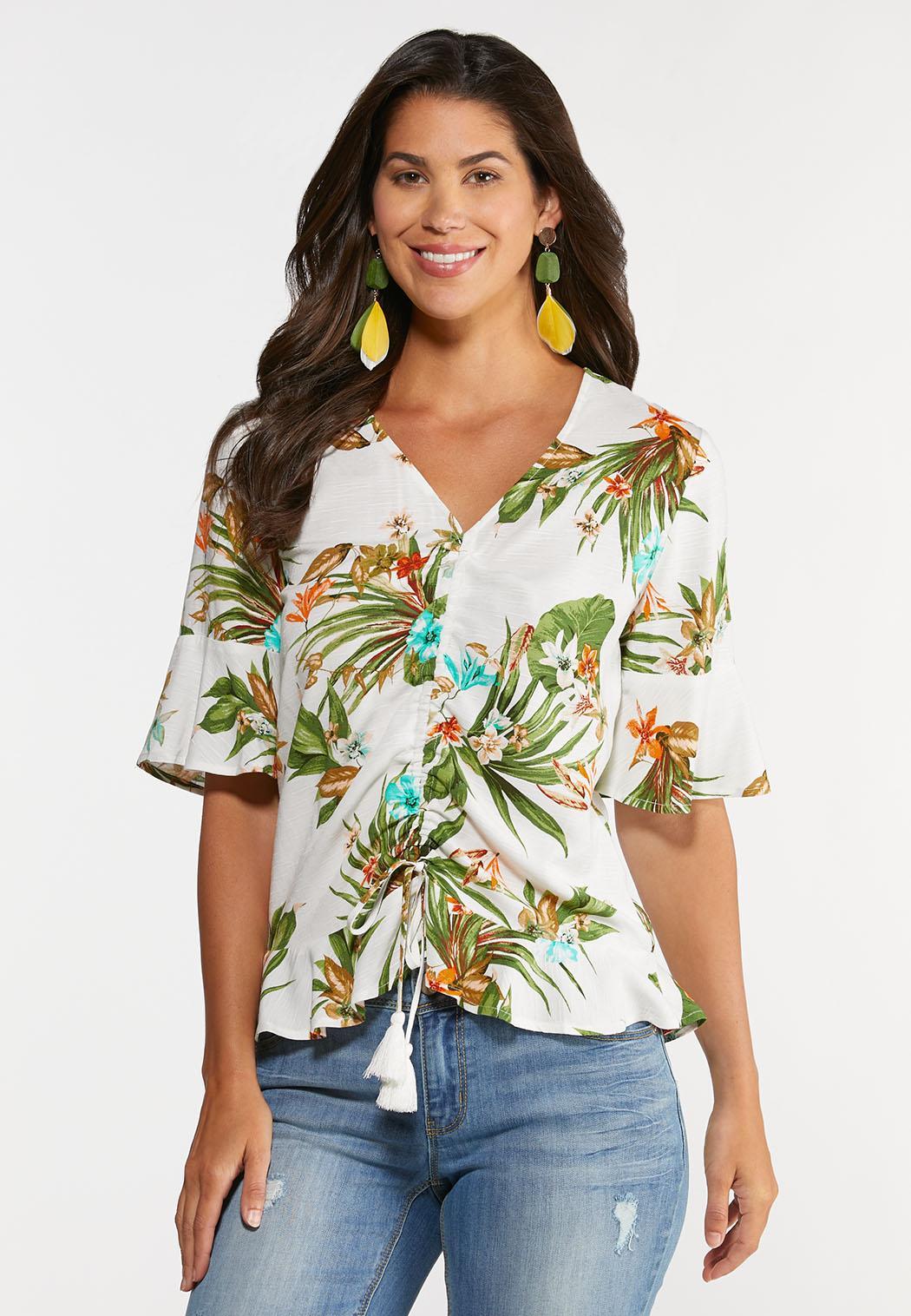 Paradise Palm Top