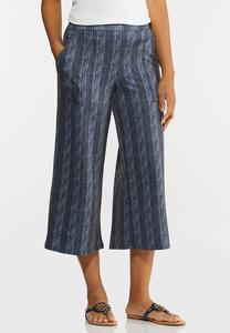 Tribal Stripe Pants