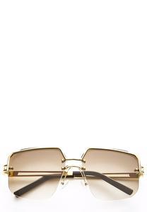 Glam Metal Bar Sunglasses