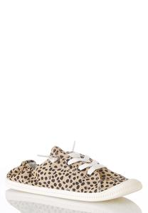 Cheetah Scrunch Sneakers