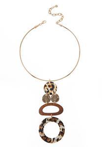 Safari Adventure Wire Necklace