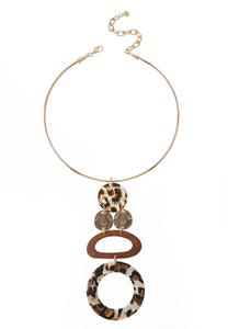 Safari Adventure Wire Necklace