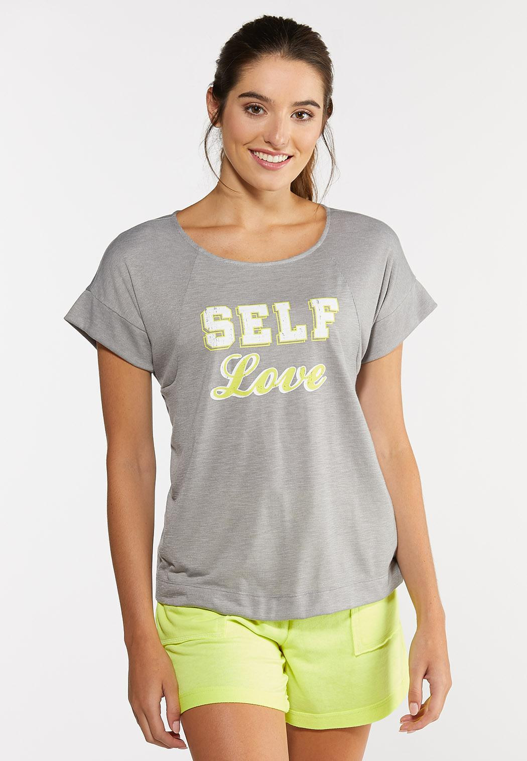 Self Love Active Top