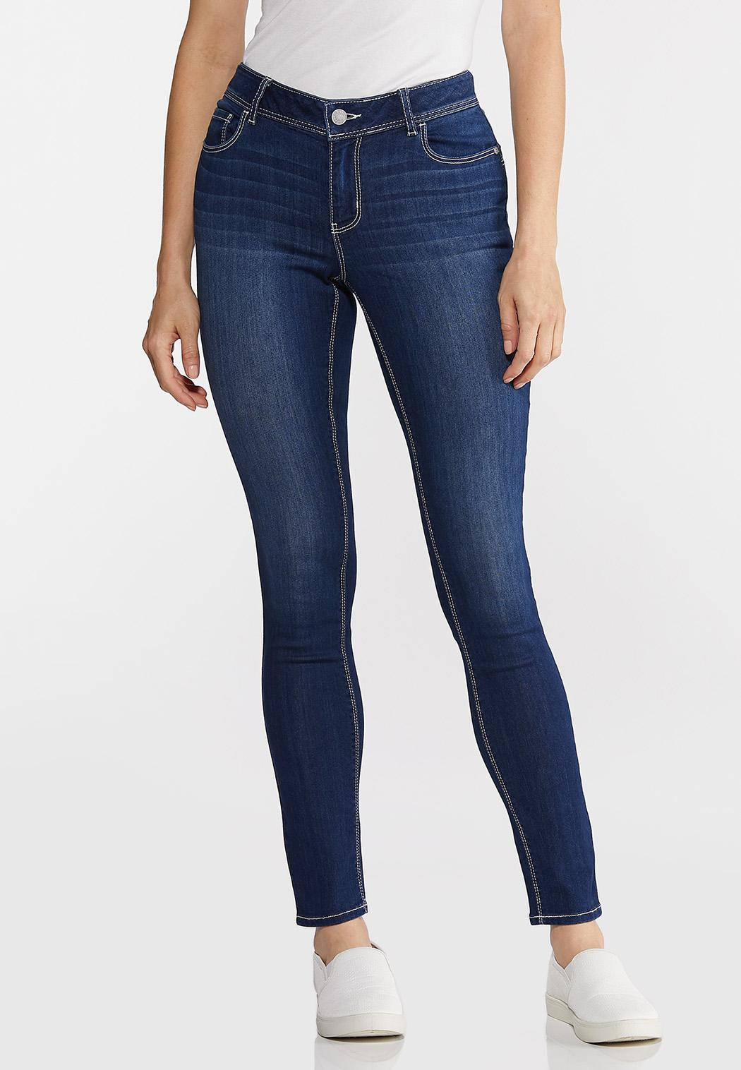 Mid-Rise Jeggings