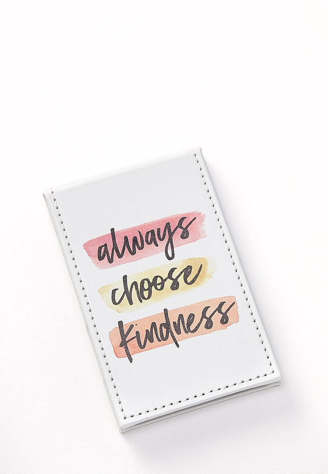 Kindness Compact Mirror